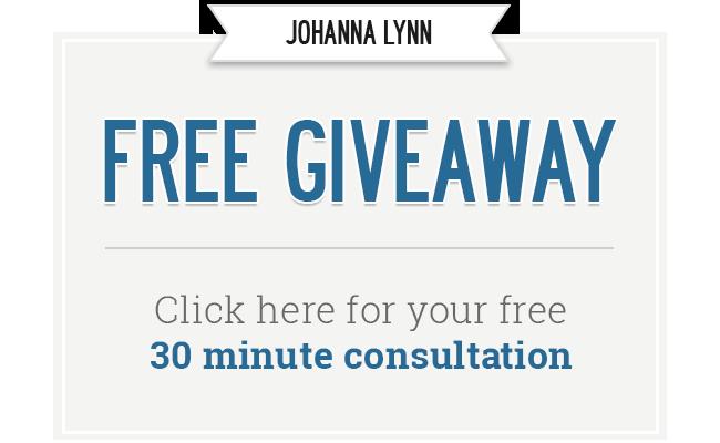 Johanna Lynn Coupon Code