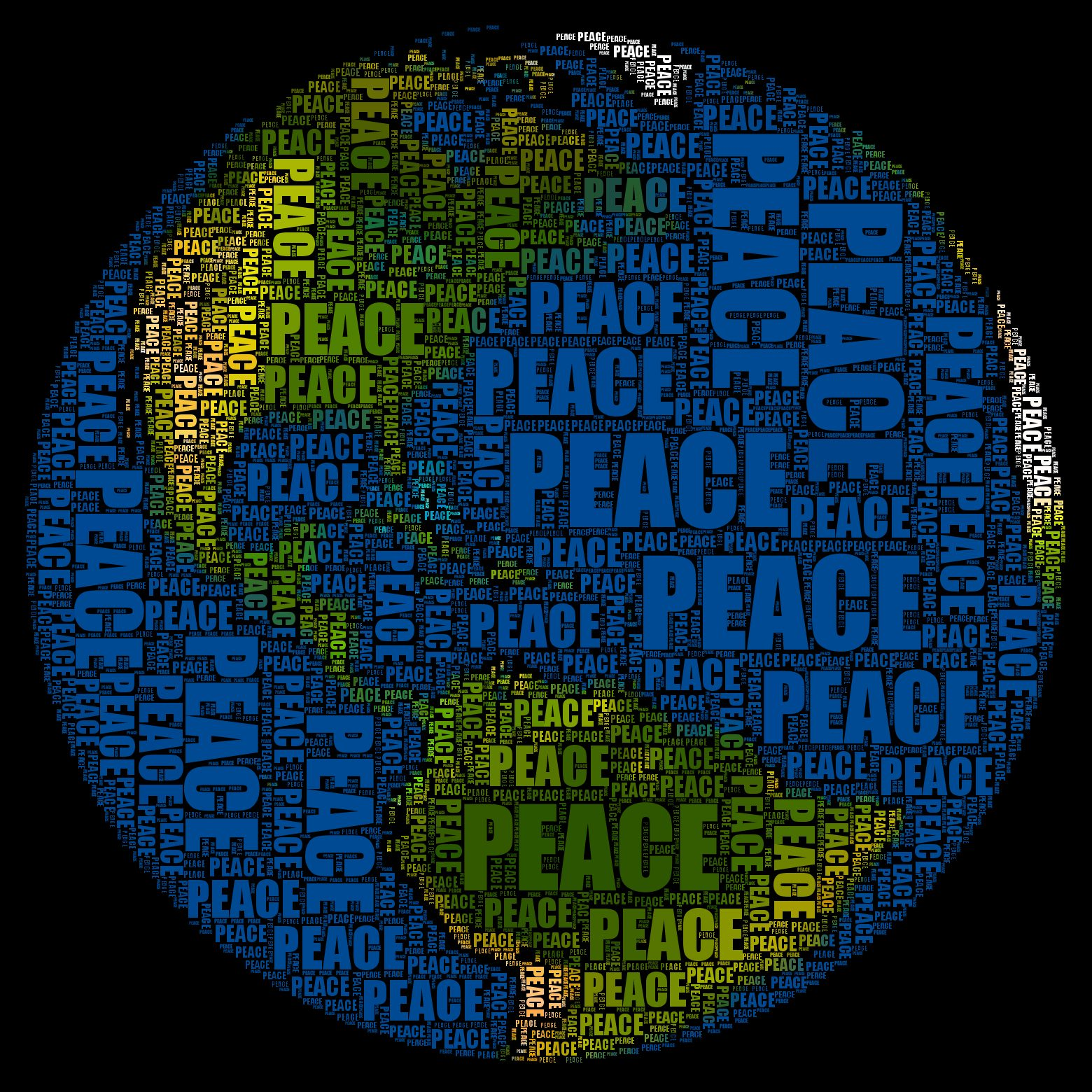 World Peace … One Family at a Time
