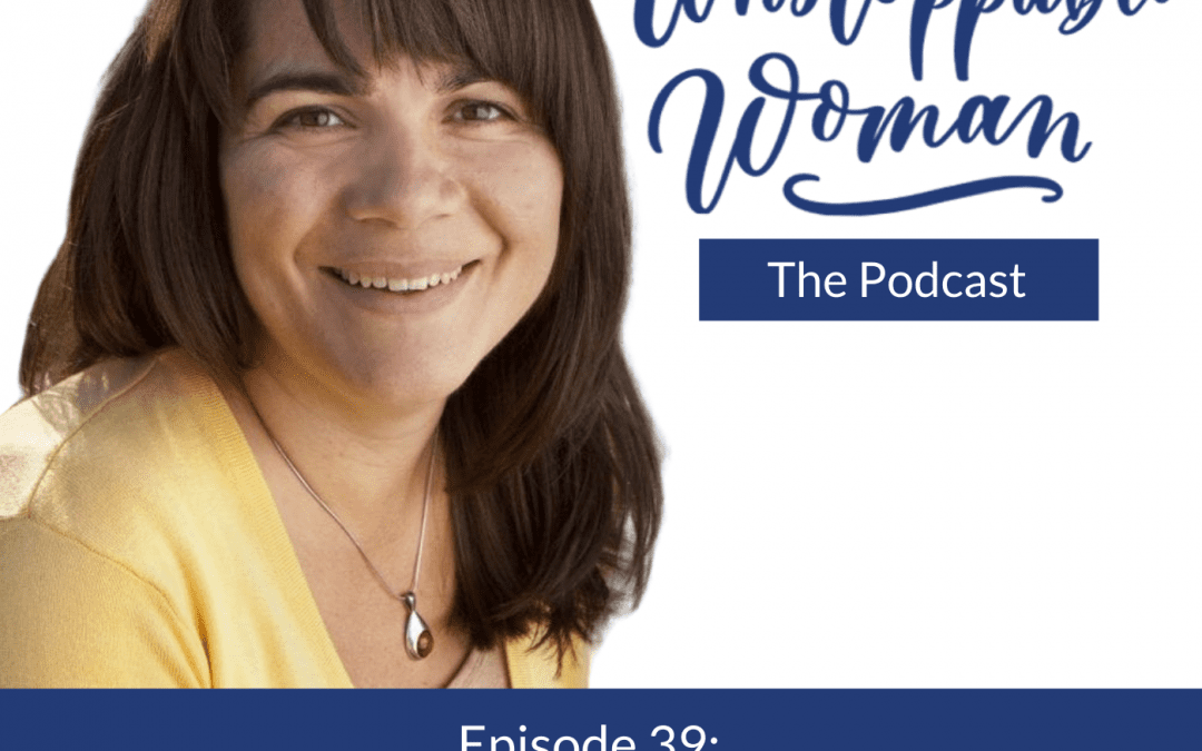 Intergenerational Trauma with Johanna Lynn on The Unstoppable Woman Podcast